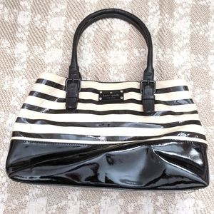 KATE SPADE Elena Carlisle Street Patent Bag
